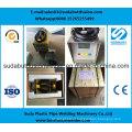 Sde20mm / 500mm Máquina de solda de tubos de PEAD *