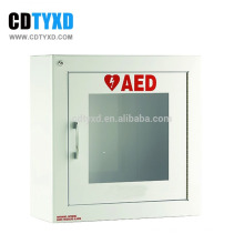For AED TY-E3 manufacturer metal defibrillator cabinet