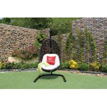 Colección Águila - Modelo RAHM-002A Más vendidos Resistente a los rayos ultravioleta todo el tiempo Rattan Huevo silla Muebles de jardín al aire libre-Hamaca