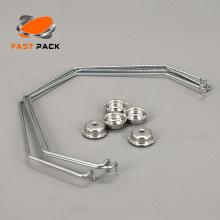 mango de metal y oreja de metal para cubo de 20L