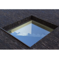 WANJIA aluminum skylight Top hung window luxury rainproof side hung window