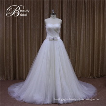 Sweetheart Tulle Bridal Gown Bridal Dress