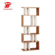 Popular Latest Hot Selling Ladder Wooden Bookshelf