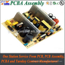 Assemblée audio de la carte PCB SMT de PCA pour le service d'OEM de panneau de commande Accepté la carte PCB en aluminium pour l'assemblée menée