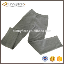 Ladies Cashmere Warm Pants with pocket