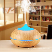 Humidificador de aire al por mayor Rainbow Aroma Bloom Difusor 400 ml