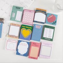 Scrapbook Decorating Memo Paper Pad