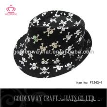 Bonnets en bonnet en coton avec impression de crâne de mode pour cadeaux de fête Cadeaux promotionnels