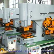 Hydraulic Ironworker Combined Punching and Shearing Machine with CE (Q35Y-16)