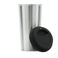 Double Wall Stainless Steel Vacuum Insulation Coffee/ Beer /Milk/Tea Mug