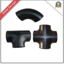 ANSI B 16.9 черный стальные бесшовные трубы фитинги (YZF-L171)