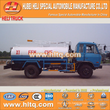 DONGFENG 4x2 fecal tank truck 190hp cheap price good quality