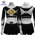Στολές Custom Shining Rhinestone Cheerleading για νέους