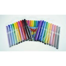 caneta de marcador de 10 cores da aguarela da aguarela de 10 pcs