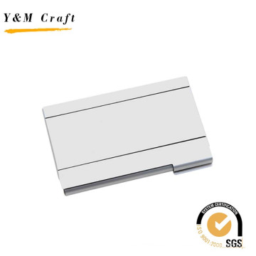 Metal Stainless Steel business Name Card Holder for Men