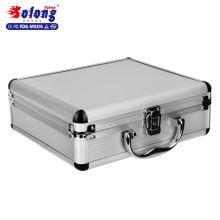 Solong tattoo aluminum medium tattoo carrying case