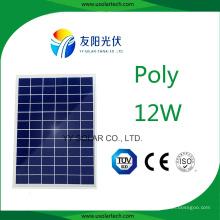 10W 12W 15W Mini Low Price PV Panel
