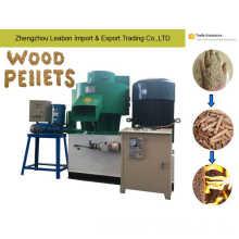 Feul Wood Pellet para Chemney / Furnace Sawdust Granular Mill Leabon Supply