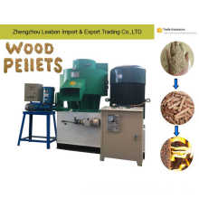 Granule de bois de Feul utilisé pour la fourniture de Leabon de moulin granulaire de sciure de fourneau / fourneau