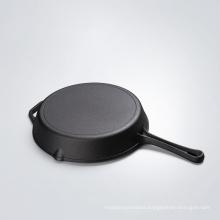 Pre-Seasoned Griddle Pan Cast Iron Skillet
