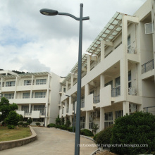 High quality different design decorative light pole modern style garden lamp post
