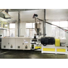 SPC FLOORING MACHINE LINE
