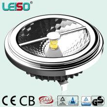 China Melhor Halogênio Tamanho 15W LED AR111 com Chip CREE e Design Refletor