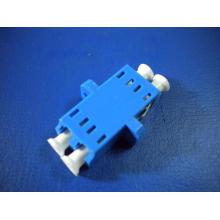 LC/PC Duplex Sm (SC foot print) Fiber Optic Adapter
