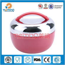aquecedores de alimentos isolados por atacado de aço inoxidável com compartimento