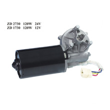 Bus Windshield Wiper Motor 80nm 120W 24V/12V