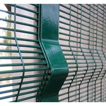 Powder Coated Anti Climb 358 Security Fence