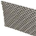 Металлическая сетка из алюминиевого профиля для наружной стены