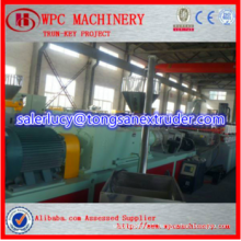 wpc machine foam skinning kitchen cabinet board production line/wpc material extrusion line/wpc kitchen cabinet board line