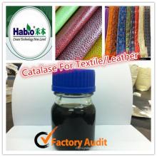 Suplemento enzimático de catalasa de alta eficiencia para industrias