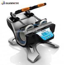 FREESUB Sublimation Glass Coffee Cups Printing Machine