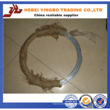 Elongation: 20% Dingzhou Bwg22 0.7mm 7kg/Coil Galvanized Wire Professional Supplier