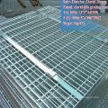 GALVANIZADO en caliente barra rejilla para suelo de tarima y cubierta del dren