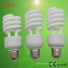 Half Spiral Shaped Energy Saving Lamp (LWHS007)