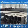 galvanized 80x80 steel square tube price per kg