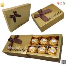 Chocolate Box Carton/Paper Candy Box (mx-118)