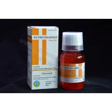 Metronidazole Oral Suspension 125mg / 5ml