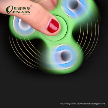 A alta velocidade engraçada da novidade gerencie o girador do vento do metal 3D