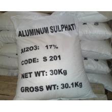 17% Сульфат алюминия для очистки воды