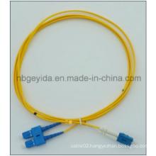 3.0 Sc-LC Duplex Fiber Optic Patch Cord