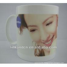 11oz standard ceramic mug with different photo