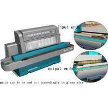 YMC251 - стекла прямая линия фаски машина с полировкой