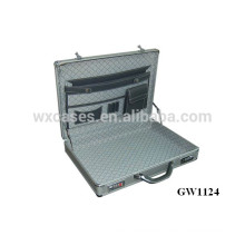 hot sales strong&portable aluminum attache case from China manufacturer high quality