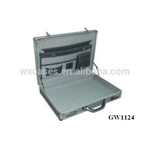 vendas quentes fortes & maleta portátil de alumínio de alta qualidade fabricante de China