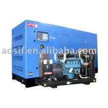175KVA China generador diesel silencioso con certificado ISO y CE