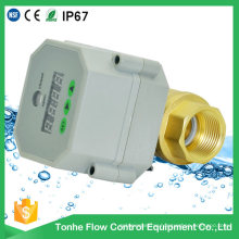Brass Ball Structure and Water Media Auto Drain Valve with Timer